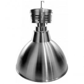 Luminária Industrial em Alumínio 450mm aloj. taça